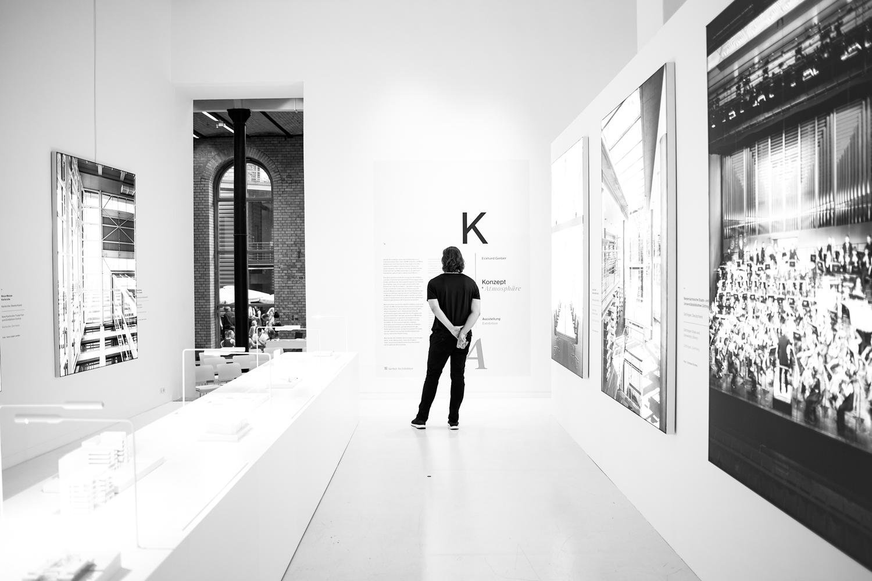 Aedes Architekturforum Kerber Architekten Ausstellung Berlin - Marco van Oel