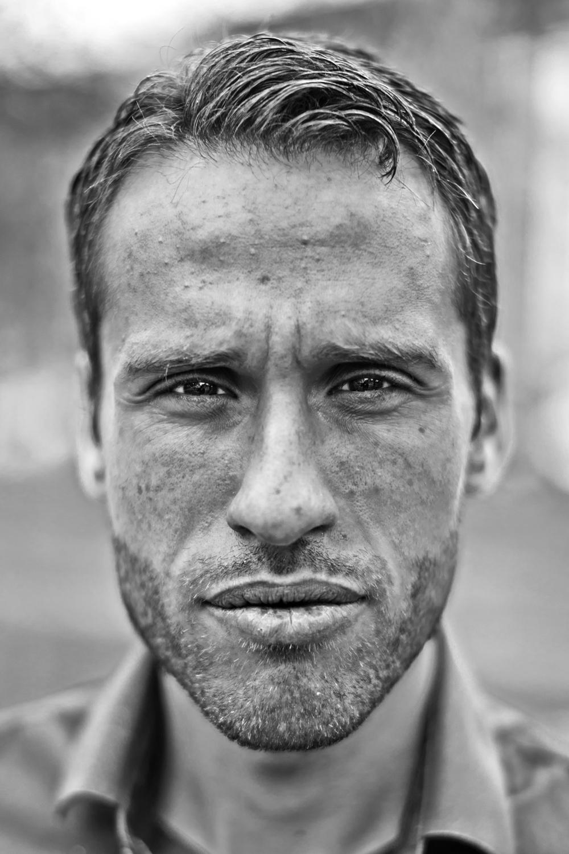 Portraitfotografie Schauspielerportraits Male Berlin - Marco van Oel