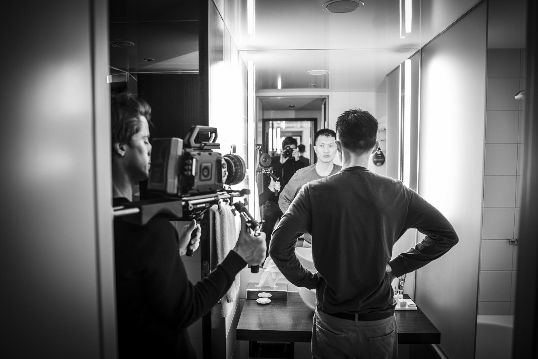 Portraitfotografie Schauspieler- und Künstlerfotos in Berlin